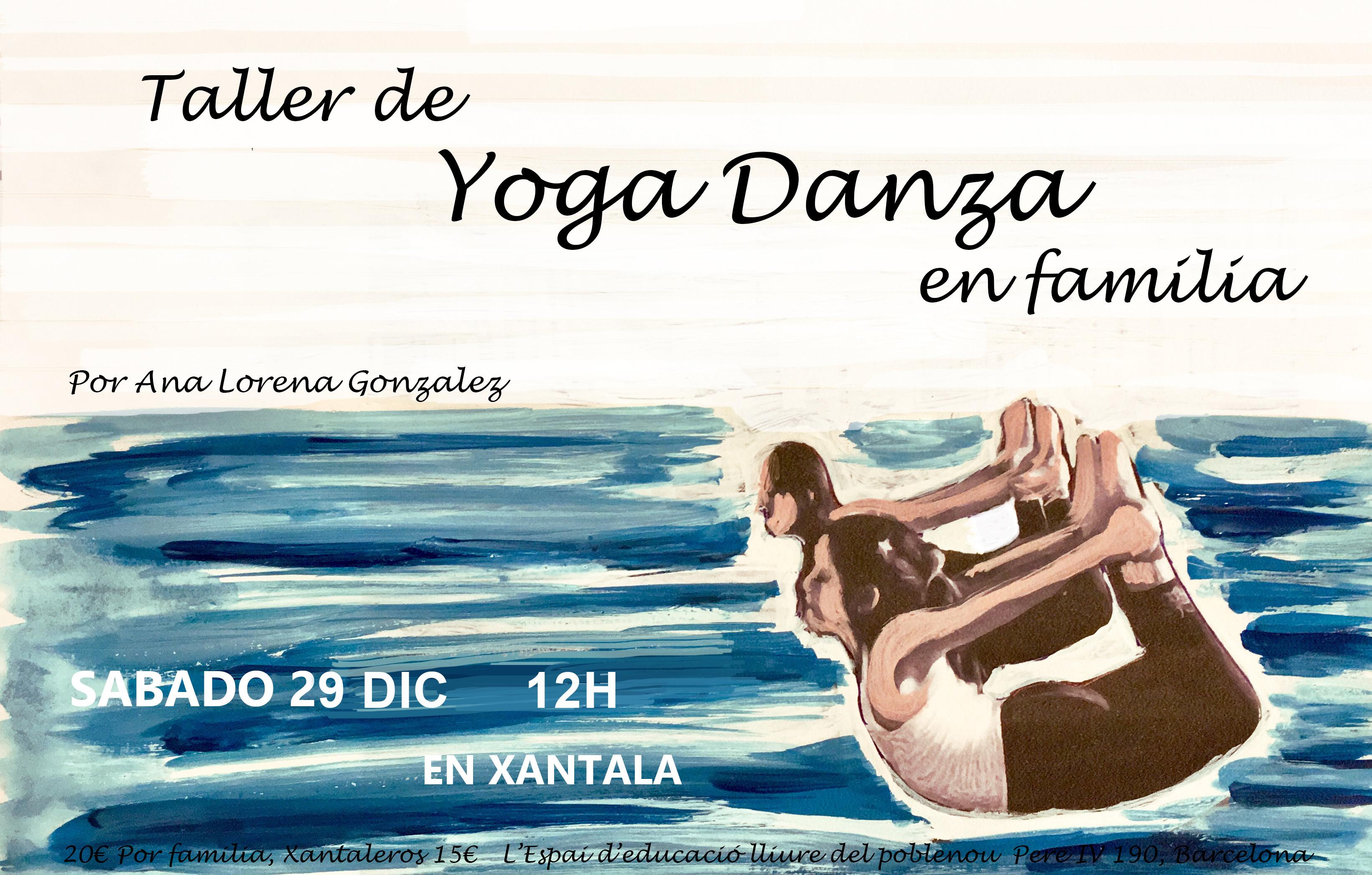 Yoga Danza en familia, Poblenou